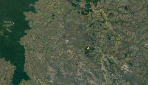 azurky mapa